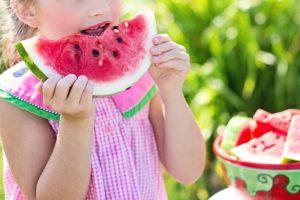 スイカは真夏の熱中症予防に超おすすめ