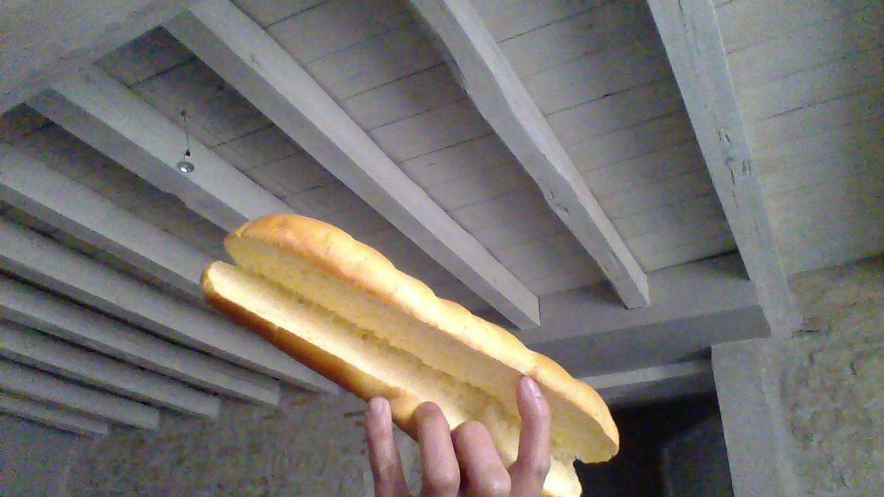 フランスのコッペパン
